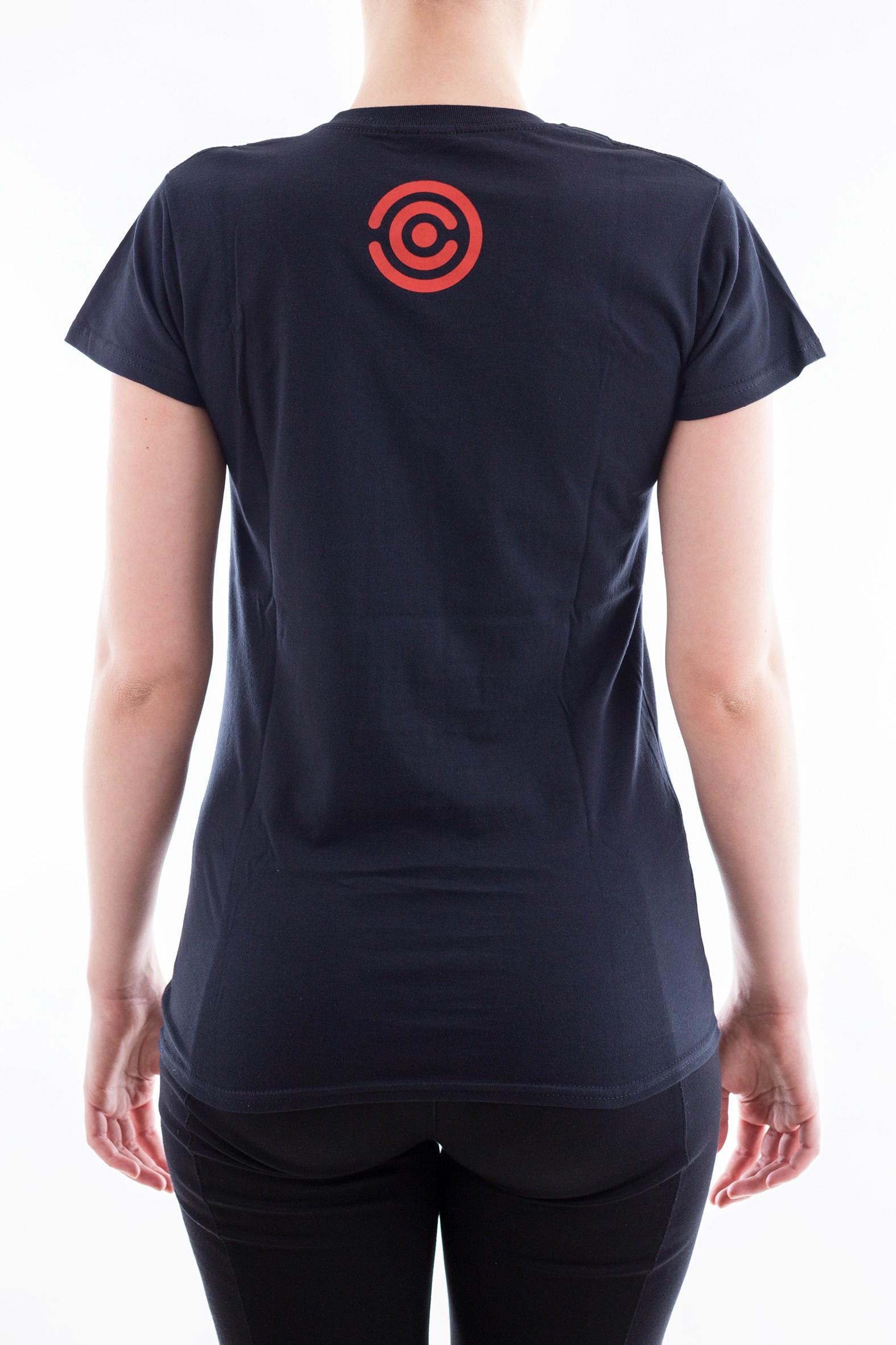 Dámské tričko s mimozemšťanem - 2