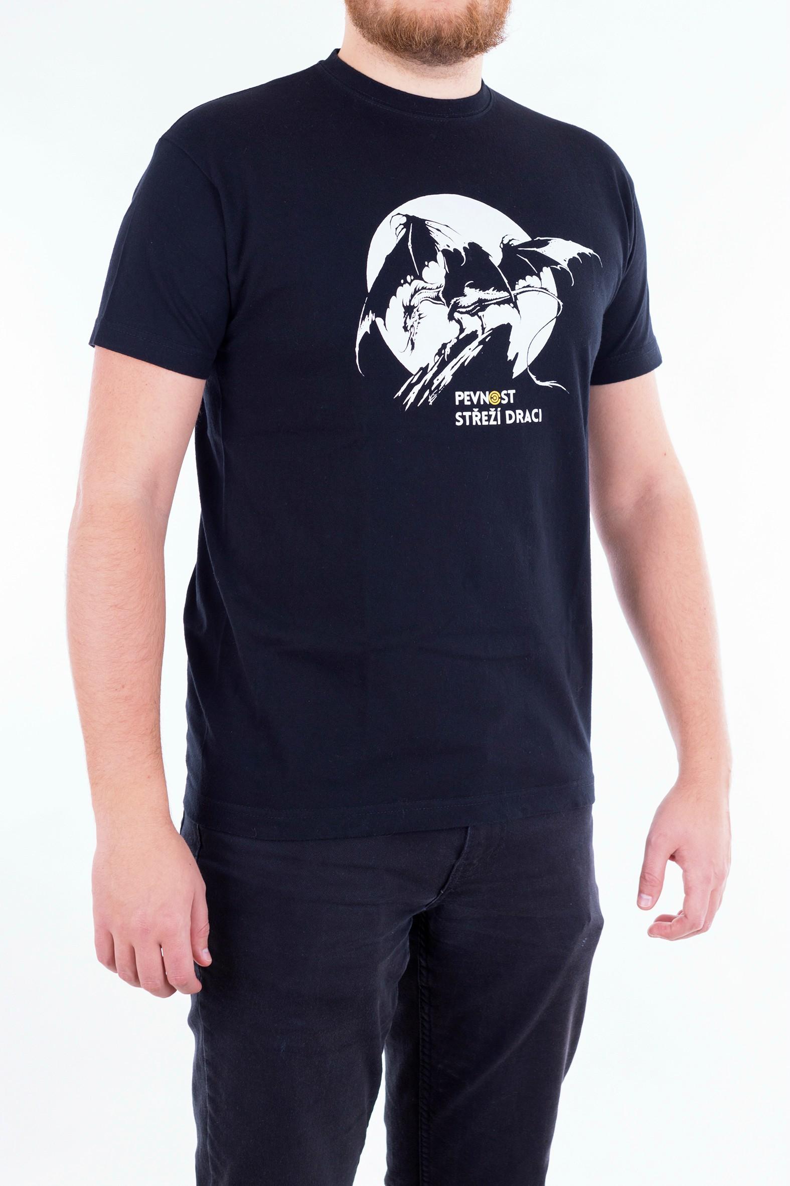 Pánské tričko s drakem - 3