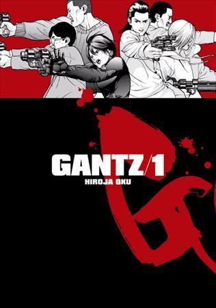 Nová manga série - tentokrát pro odrostlejší (a cyničtější) čtenáře: Gantz!