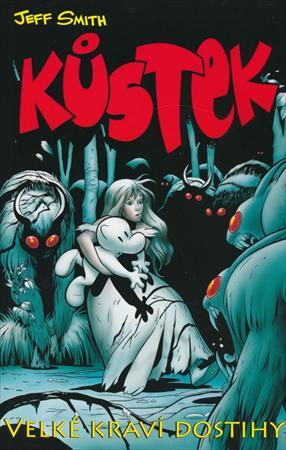 Druhý díl kultovního komiksu Kůstek
