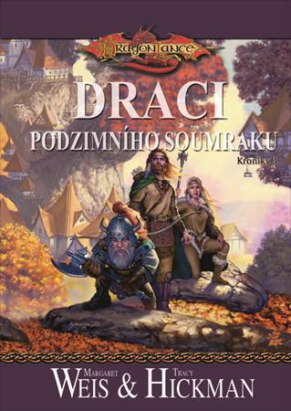 První díl kultovní fantasy série DragonLance