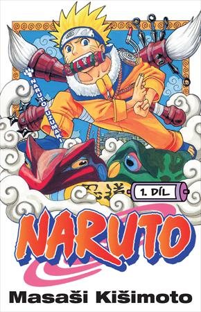 Skvělý komiks Naruto!