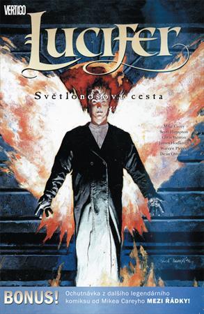 Lucifer v hlavní roli