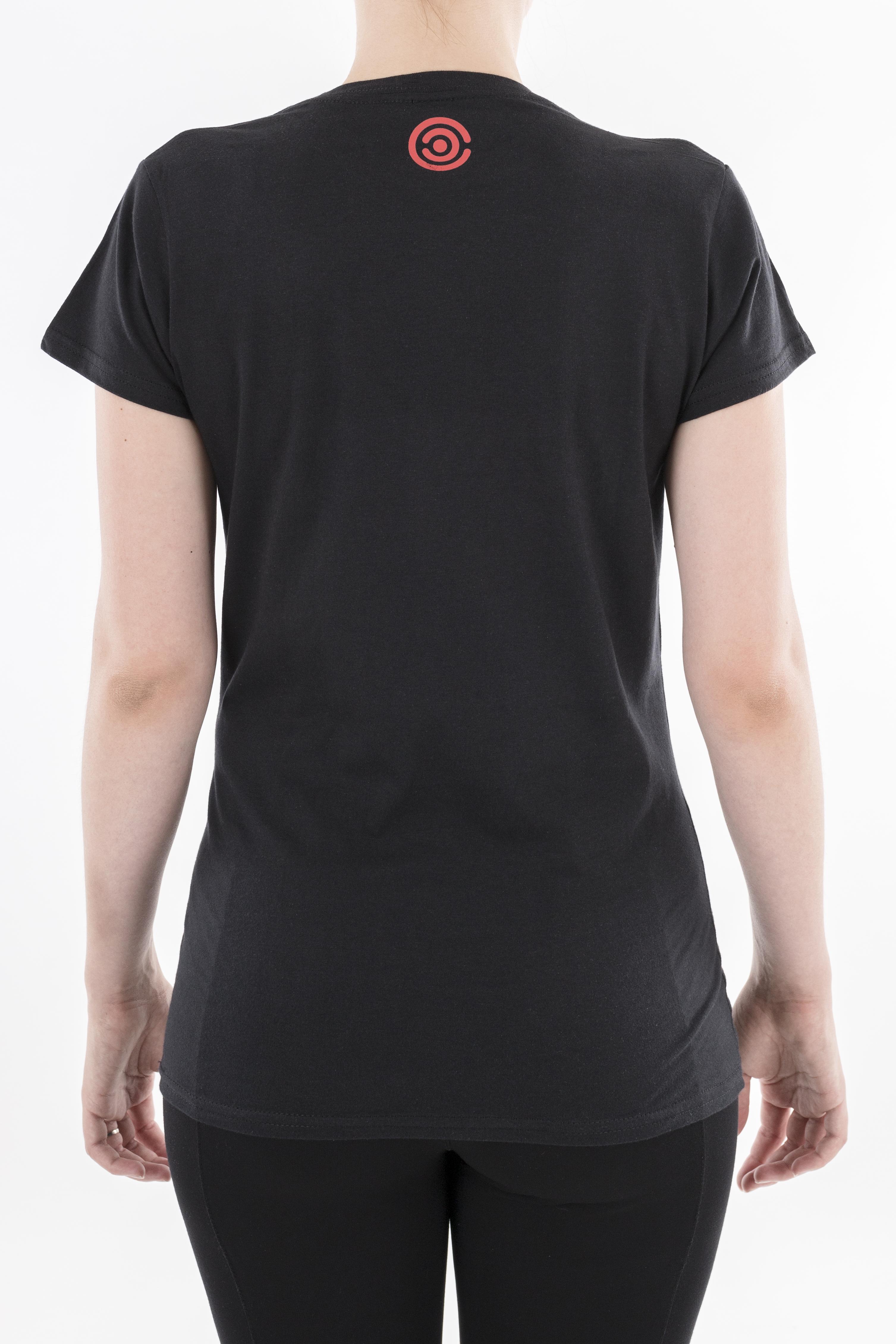 Dámské tričko Drak jedlík - 2