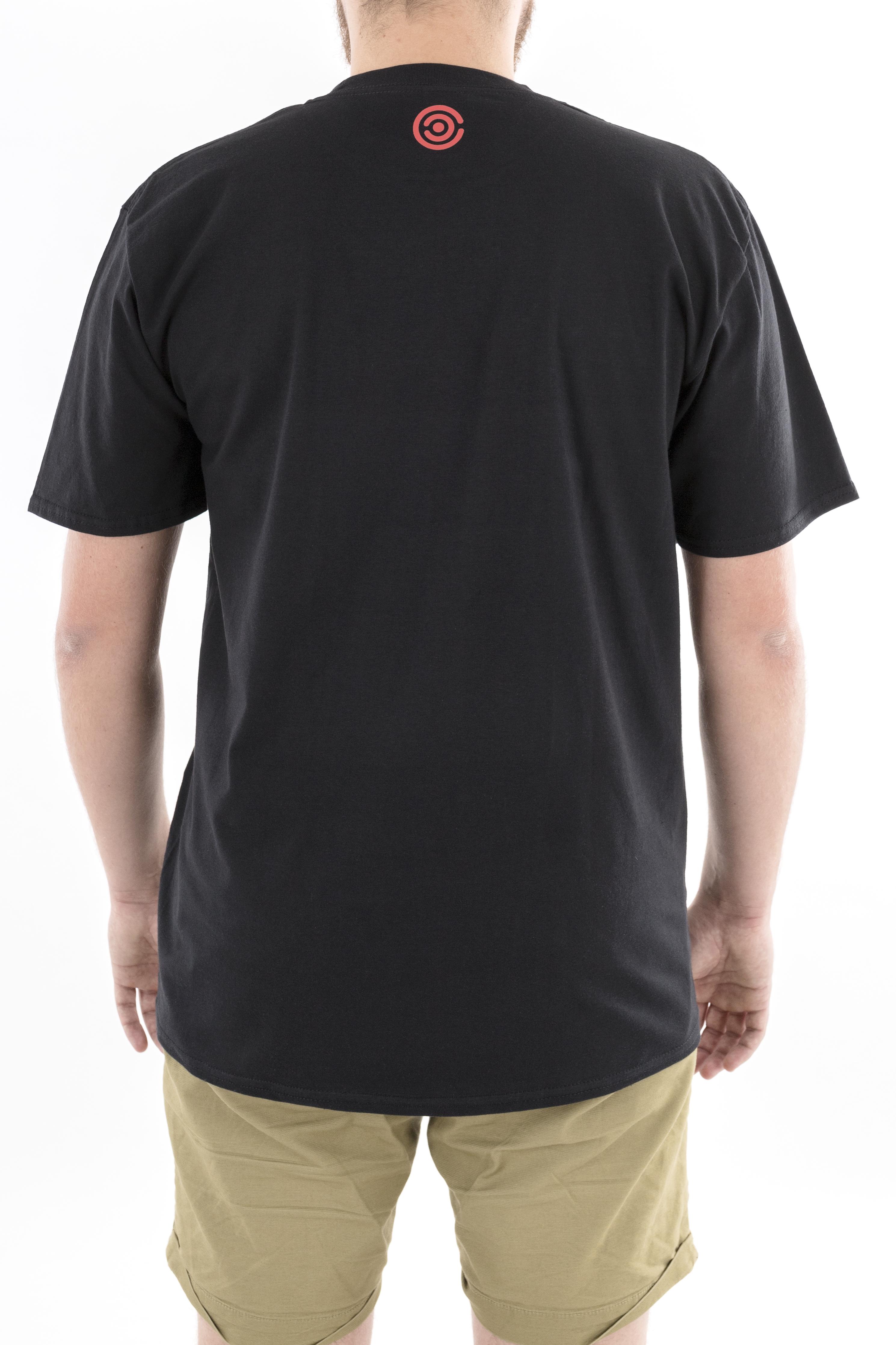 Pánské tričko Drak jedlík - 2