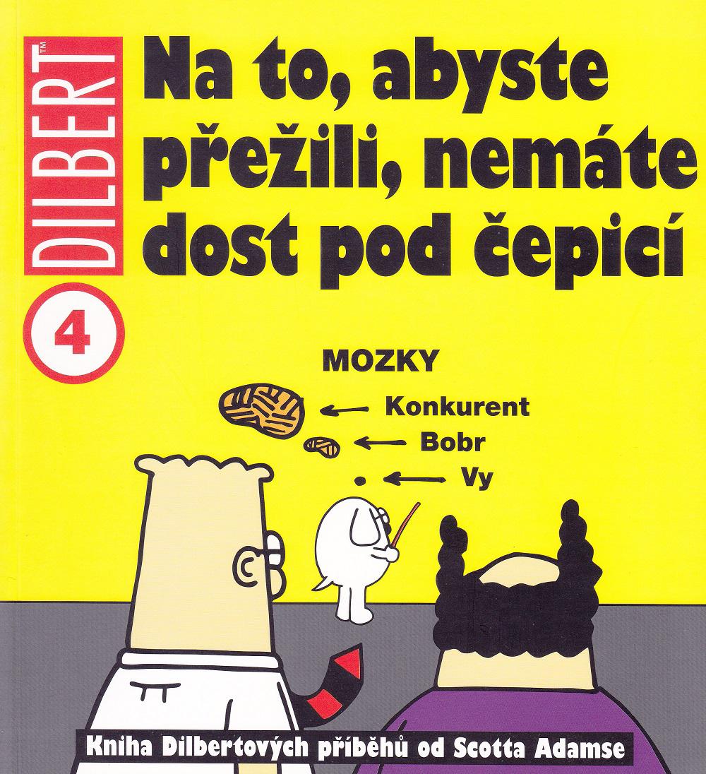 Dorůstání do Dilberta