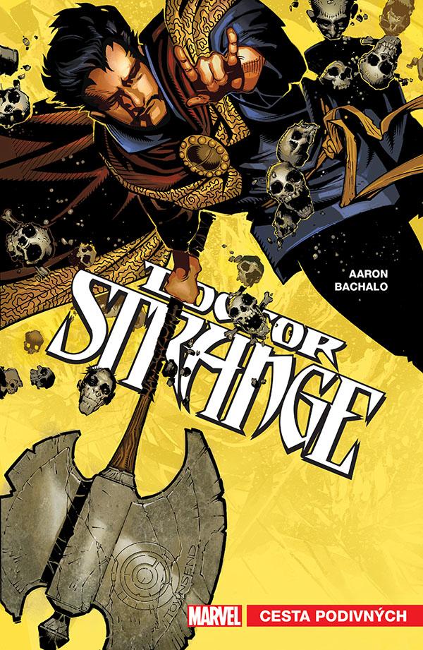 Strange (ne)morální? Aneb když komiks klade neodbytné otázky!