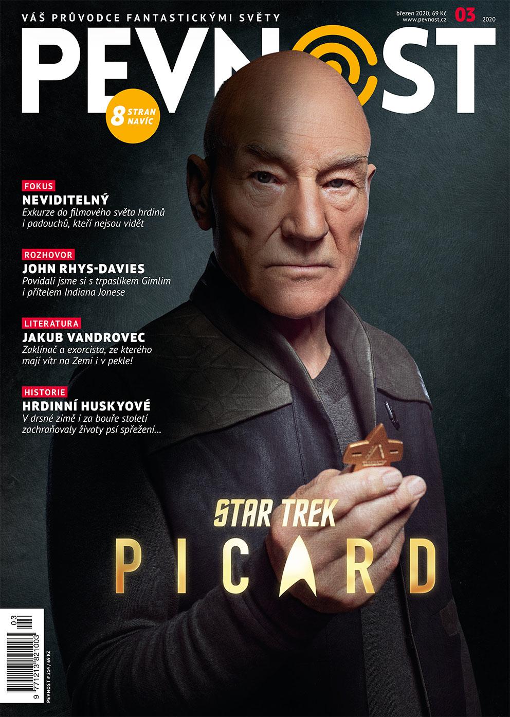 Kapitánské frčky, oddané posádky, vše pro dobro federace. To vždy prosazovali ti nejlepší velitelé ze Star Treku. Také o nich si povíme mnohé v březnové Pevnosti nové.