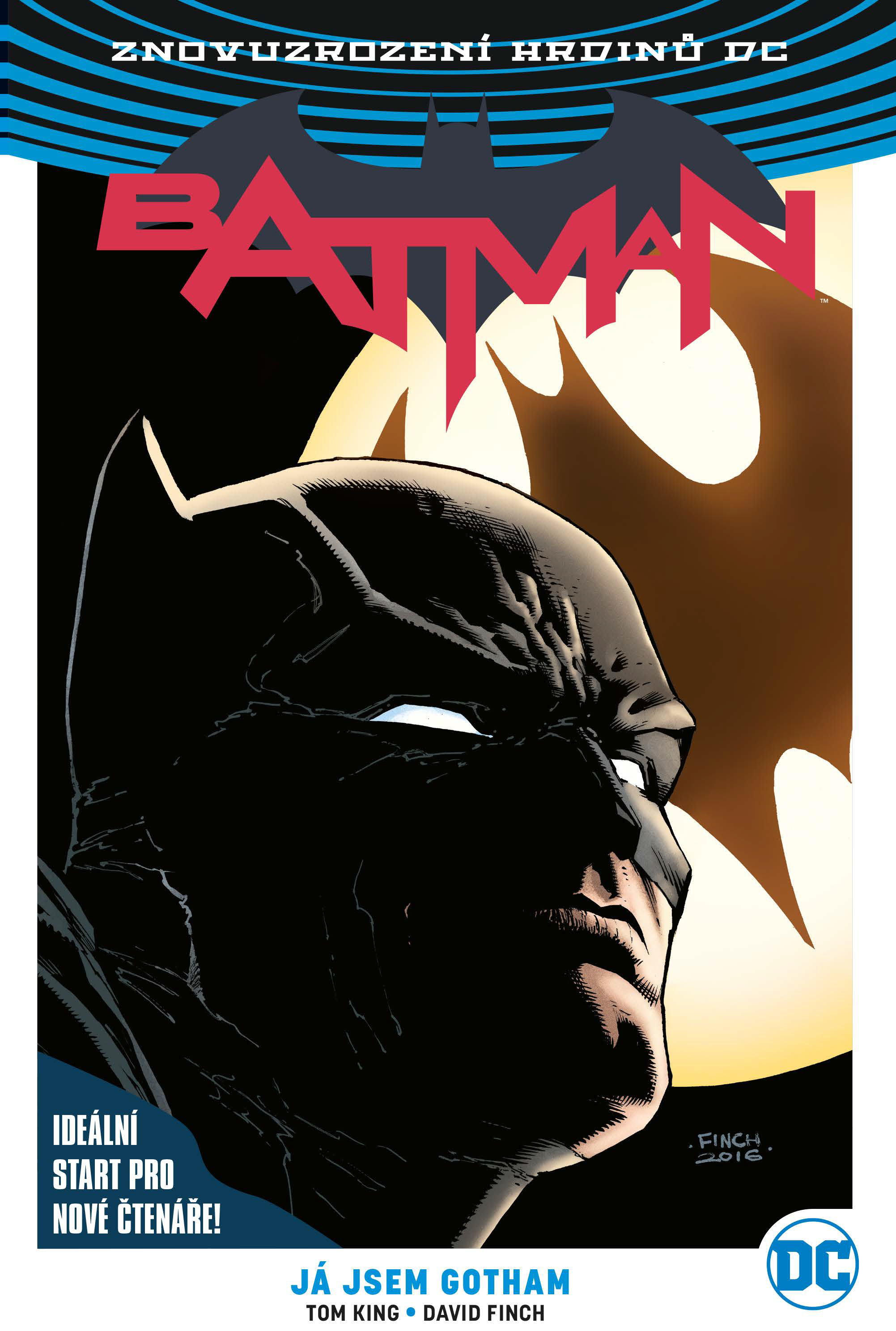 Nové začátky netopýra. Batman a Gotham jedno jsou!