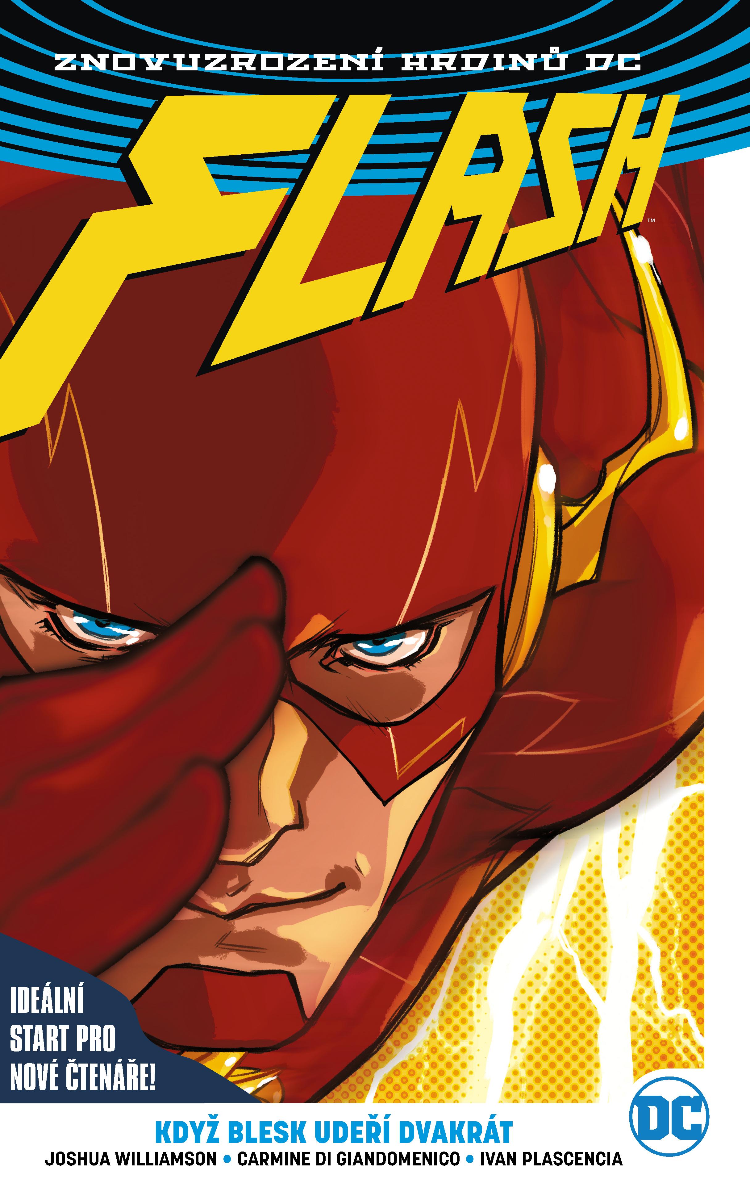 Malý, ale rychlý a šikovný. Jedna, dvě – druhý a třetí Flash už jde!