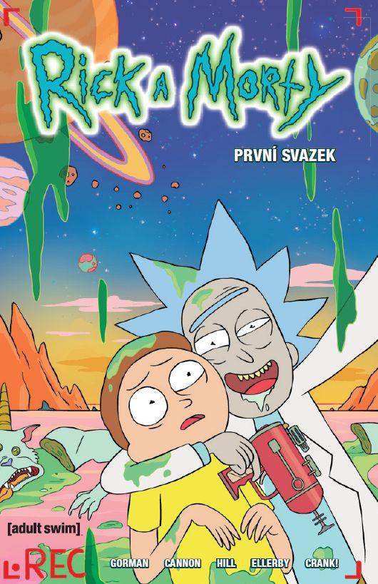Rick a Morty: Ricktastické Mortydimenzionální dobrodružství