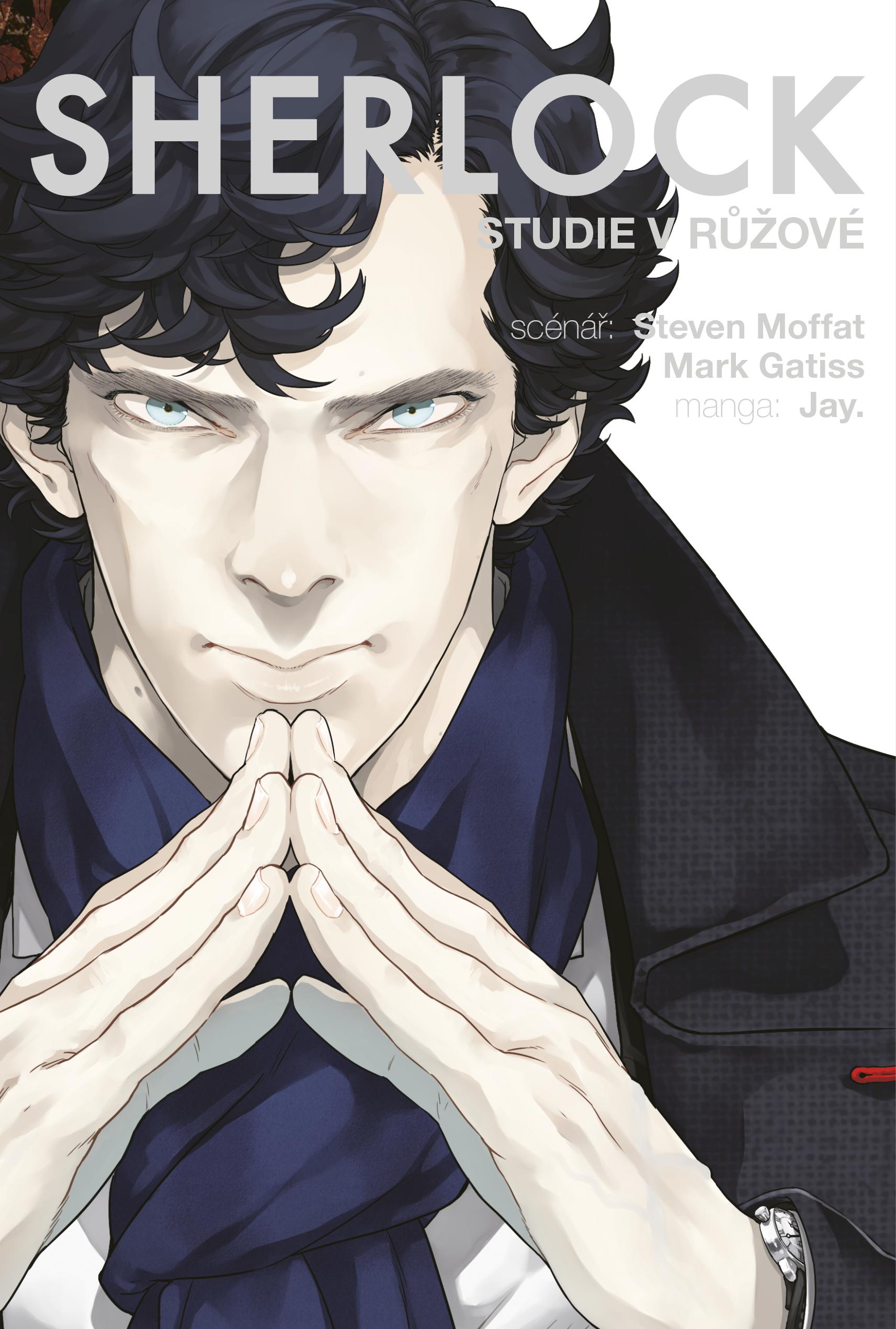 Sherlock Holmes na moderní způsob. Cumberbatch v manze? Lepší, než si myslíte!