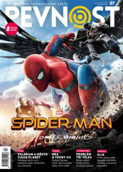 Tobey zestárnul, Andy nezaujal, a tak tu máme Spider-Mana číslo tři a jeho Homecoming. Aneb nesnadný je život dospívajícího s dvojí identitou.