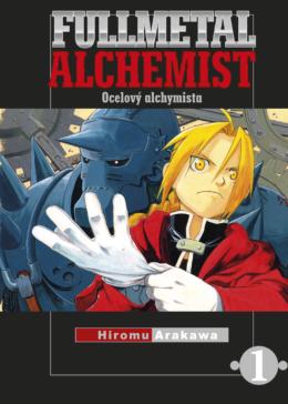 Manga z (transmutovaného) zlata. Největší drsňáci jsou alchymisti!