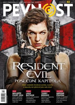V únorovém čísle budeme kosit zombíky po legiích, protože tak to pod dohledem Milly Jovovichové s Umbrella Corporation zkrátka chodí.