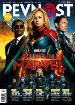 Taky jste zvědaví, co nám tahle superdívčina předvede? My též! Captain Marvel vítáme potleskem i poklonou a společně s ní přichází celé menu nejvybranějších fantastických lahůdek!