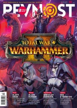 Díky Polarisu u nás známe Warhammer už dvacet let a hry, knihy, figurky a filmy stále přibývají.