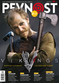 Vzhůru na palubu, dálky volají! Zasedněte k veslům, tentokrát kormidluje sám Ódin!! Novému číslu pevnosti totiž vládnou vikingové!!! Existuje snad lepší sbohem létu?