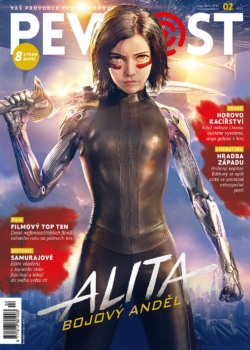 Vyvalte oči, protože teď to bude v módě. Alita je tváří únorové pevnosti ze světa bojových andělů, kteří k nám přišli z nevzdálené budoucnosti. A také si konečně povíme víc o květnovém Pevnostconu!!!