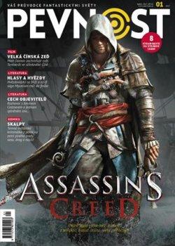 Pokud se vám dosud Assassin's Creed vyhýbal v herní či knižní podobě, nyní už mu nemáte šanci uniknout.