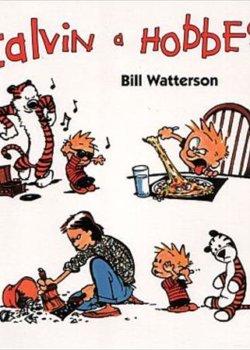 Calvin a Hobbes