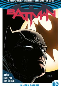 Batman 1 - Já jsem Gotham - Tom King