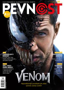 Proč máte tak velké zuby, babičko? Protože Venom, průvodce novým číslem pevnosti. Děsivých bytostí ale bude v říjnovém vydání mnohem víc. A ještě se na skok vrátíme za vikingy!!!