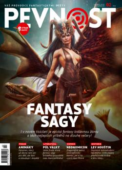 Nová Pevnost přilétá na křídlech té nejlepší epické fantasy, jež hýbe současným světem. Vítejte do vesmíru fenomenálních ság, které změní váš život!