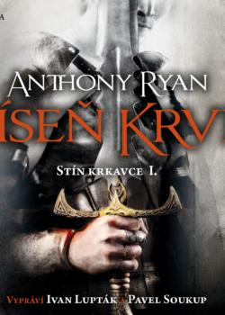 Píseň krve (audiokniha) - Anthony Ryan